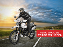 Hero Xpulse Price in Nepal