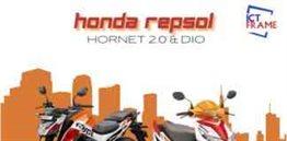 Honda Dio and Hornet