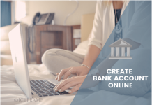 How to Create a Bank Account Online
