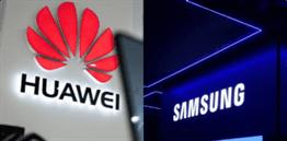 Huawei Overtaken Samsung