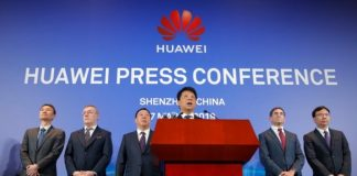 Huawei confirms it has built its own operating system just in case US