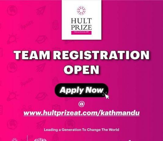 Hult Prize At IOST Tribhuvan University