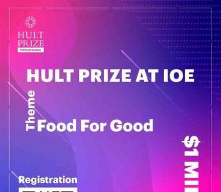 Hult Prize at IOE