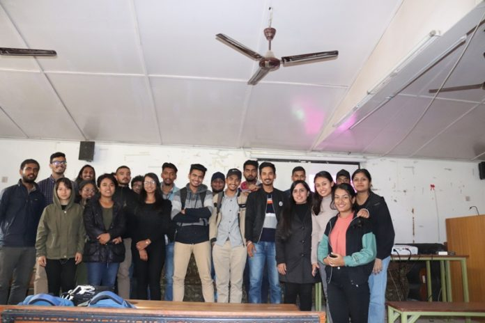 Hult Prize at IOE Pulchowk Campus successfully organized an infosession at ACEM college
