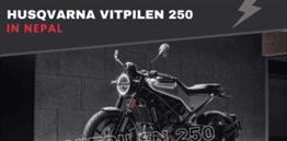 Husqvarna Vitpilen 250