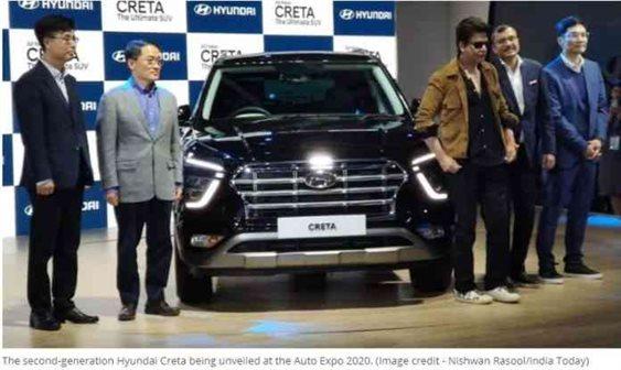 Auto Expo 2020 | Hyundai unveils all-new Creta, launch in March