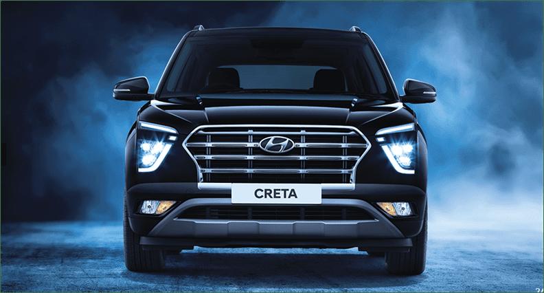 Hyundai Creta Design