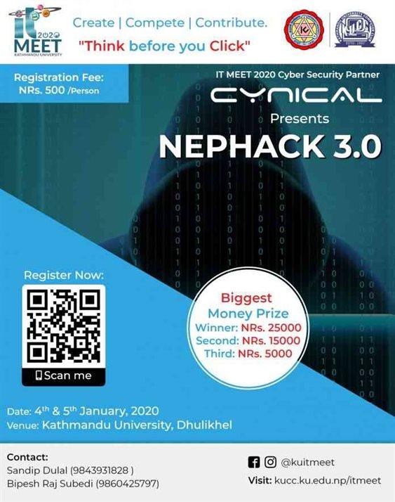 IT Meet 2020 Cyber Security Partner