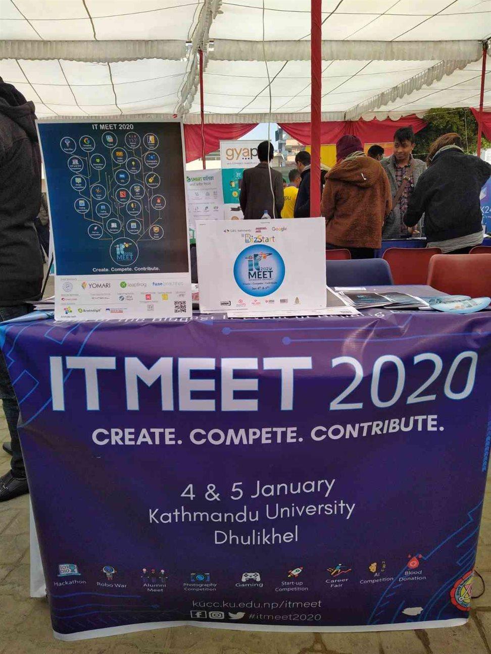 IT Meet Kathmandu University