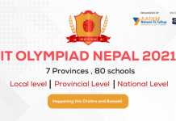 IT Olympiad Nepal