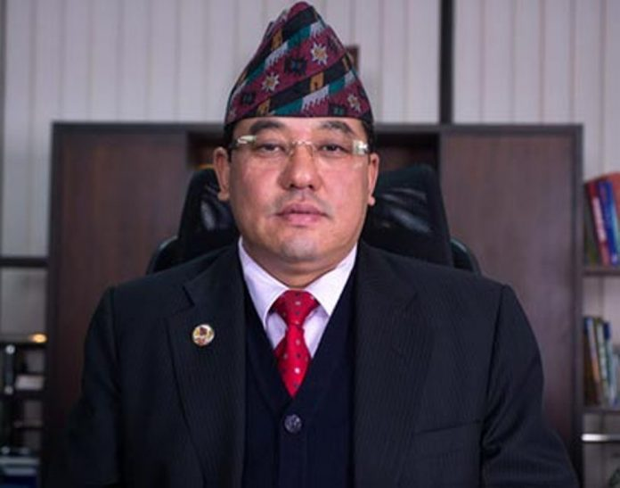 Ichchha Raj Tamang serves as the Chairman of Civil Bank Limited