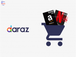 Illegal Amazon and Netflix Accounts Sale on Daraz.com