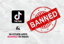India Bans 59 Apps