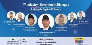 Industry-Government Dialogue