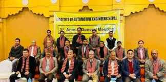 Institute of Automotive Engineers Nepal