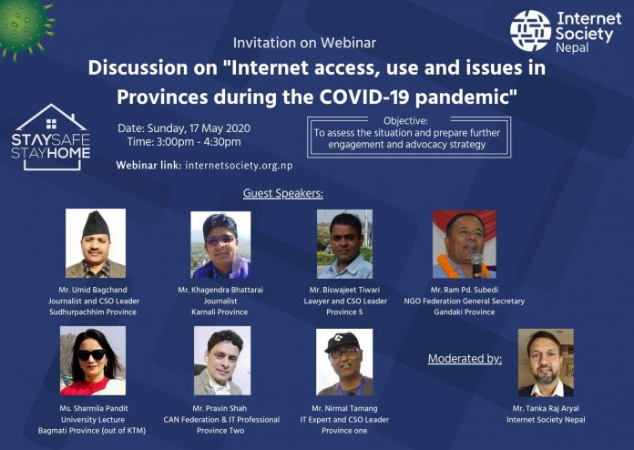 Internet Issues in Provices During The COVID-19 Pandemic