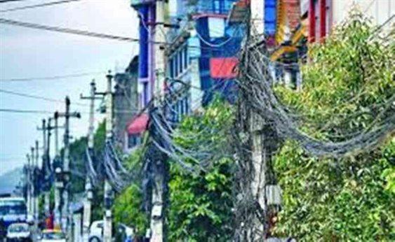 Internet Disturbs in Nepal