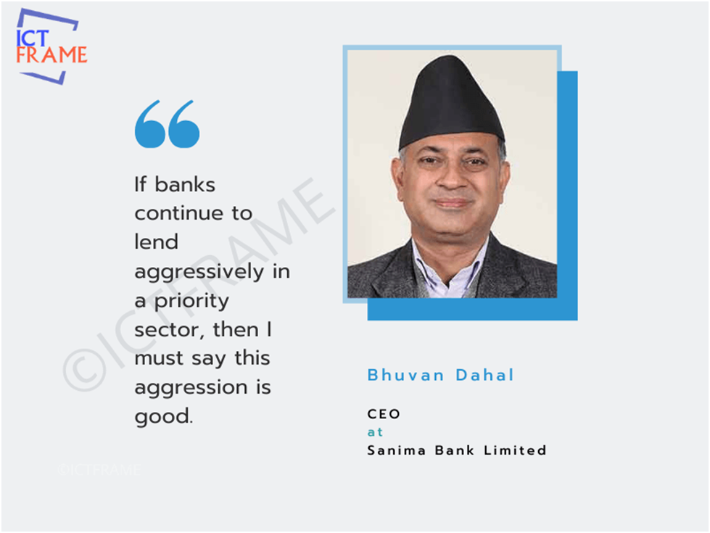 CEO of Sanima Bank