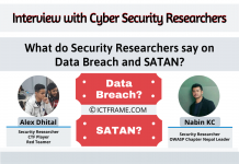 Interview with Security Researchers