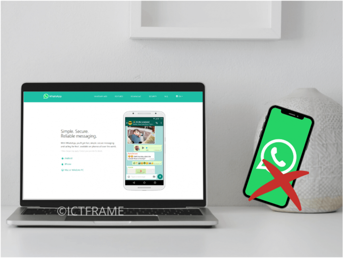 Possible to Run WhatsApp on a PC or a Laptop Without Using any Phone