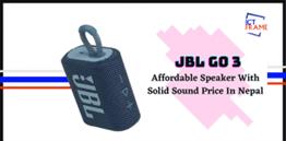 JBL Go 3 Price
