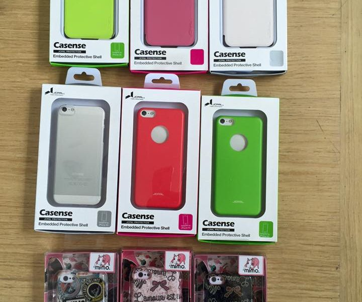 JCPAL iPhone 5c case available at Oliz Store