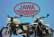 Motorcycles Jawa