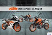 KTM Bikes Price in Nepal, Model & Specs