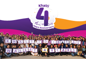 Khalti 4th Anniversary