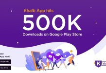 Khalti Android App Reaches 500,000 Downloads