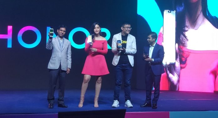Kratos Technologies has brought the Honor brand to Nepali market