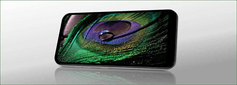 LG K31 Display