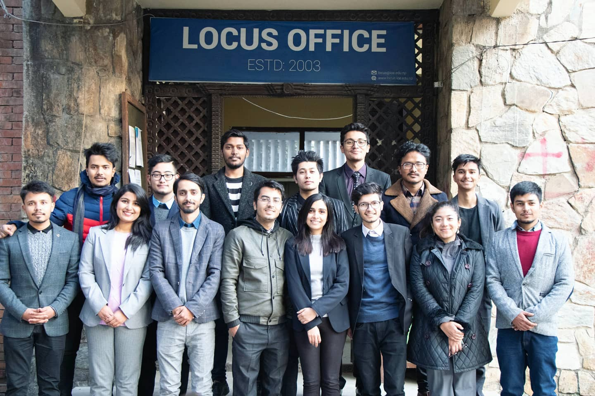 LOCUS 2020 Committee