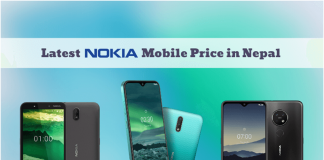 Latest NOKIA Mobile Price in Nepal