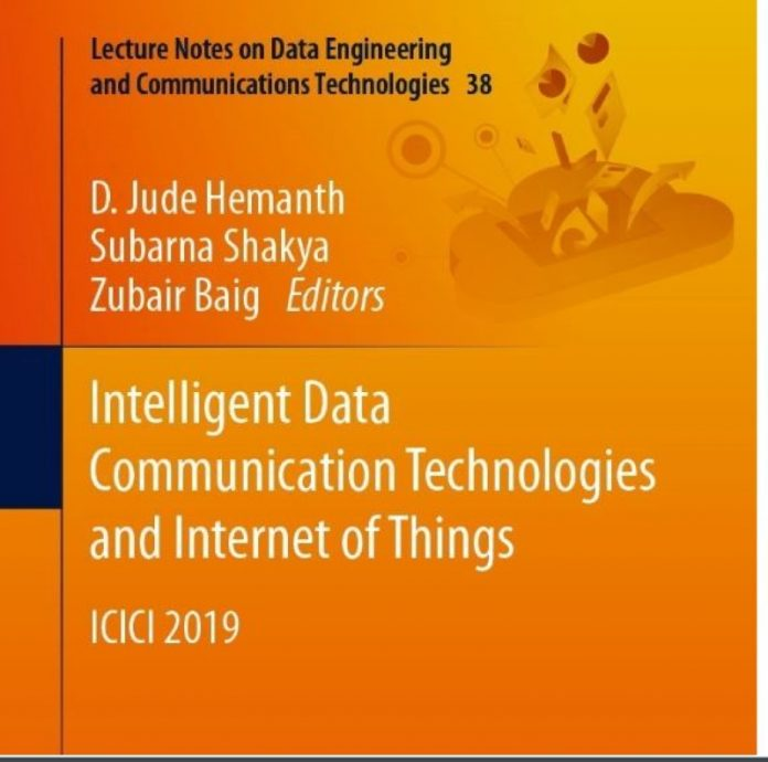 Lecture Notes On Data Engineering and Communications Technologies