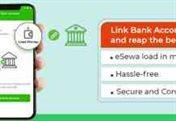 Link Bank Account to eSewa