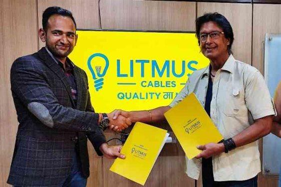 Litmus Cables Brand Ambassador