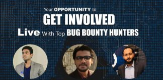 Live With Top Bug Bounty Hunters - Asim Shahzad and Shahmeer Amir