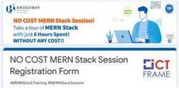 MERN Stack Development Training