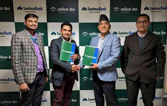 MOU beMOU between Sanima Bank and IMS Smart for Samsung Mobile tween Sanima Bank and IMS Smart for Samsung Mobile