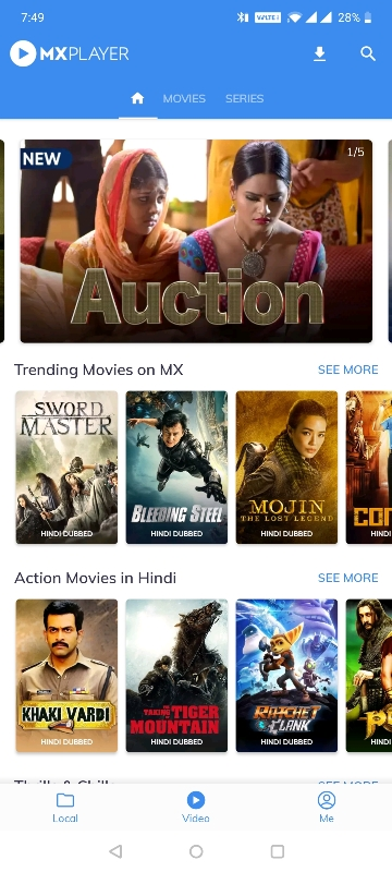 MX Player's International Expansion in Kathmandu And 6 Other Countries