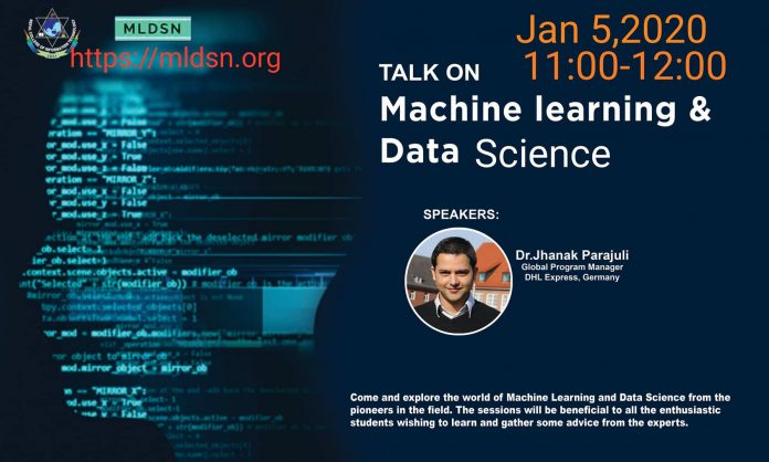 Machine Learning Talk Show In Nepal