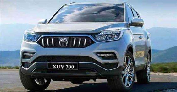 Mahindra-XUV700