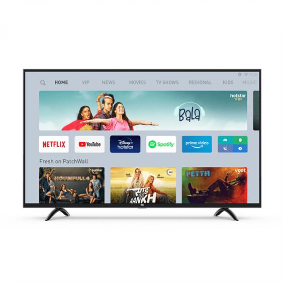 Mi TV 4X Price