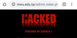 Mid-Western University Website Hacked Yesterday, Now Recovered
