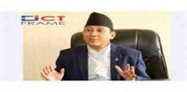 Minister Parbat Gurung