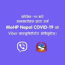 """Government Brings Official """"COVID-19"""" Viber Community"""