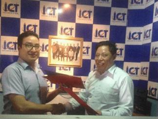 MoU between ICT Association of Nepal