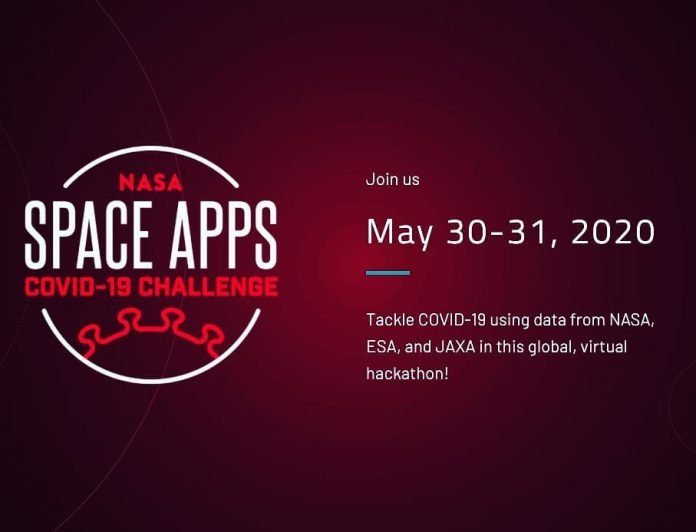 NASA SPACE APPS COVID-19 CHALLENGE