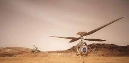 NASA nars helicopter